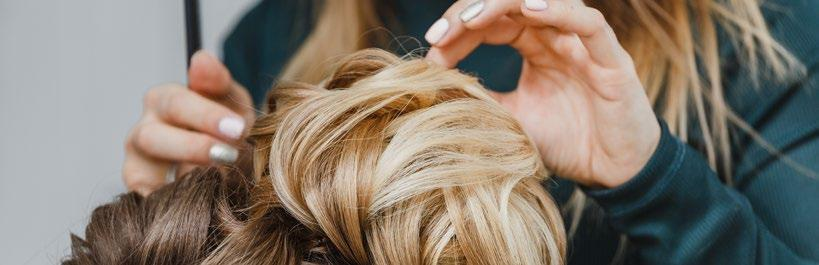 UNIT A: Introduction to Hair Styling The Consultation, etiquette, and hygiene The anatomy of the head and hair Products and tools for hair styling Stocking your hair styling kit Components of hair