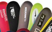 the market, can be found in 500 million pairs of shoes annually and counts over 350 global partners, which continually push for greater innovations in insole technology.