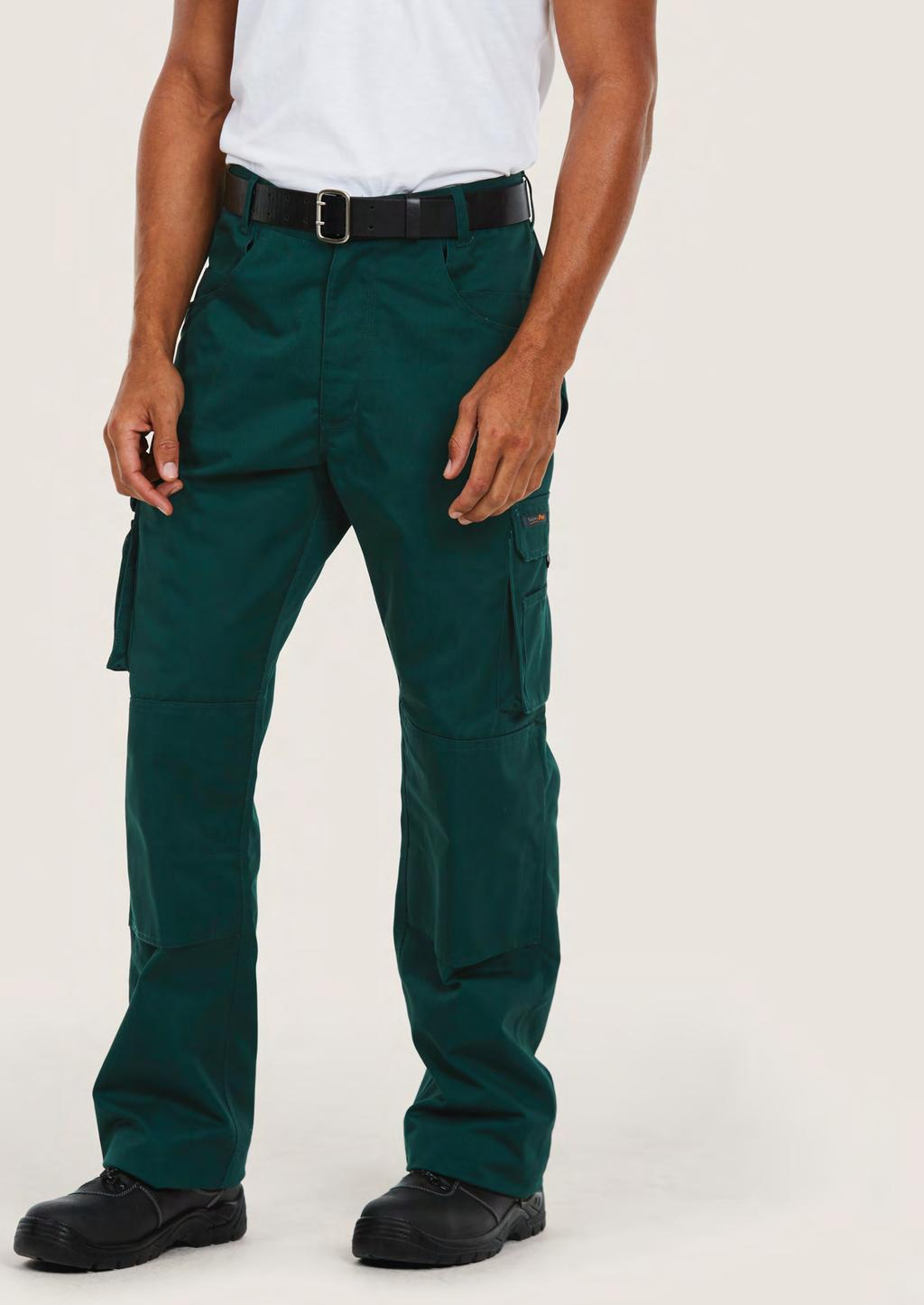 TROUSERS UC906 UNISEX SUPER PRO TROUSERS 330 60 25/5 65% Polyester, 35% Cotton Fabric: 330 /9.