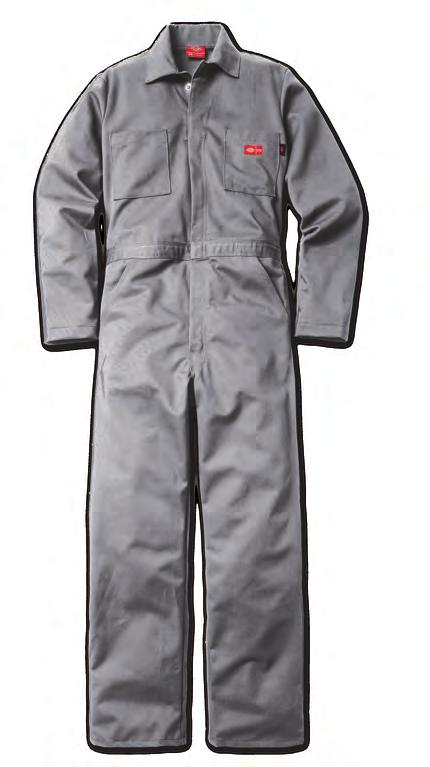 6 NFPA Style 183AE95 Fabric: 88% cotton / 1% nylon / 9.5 oz Color: Navy Size Code: A 1.