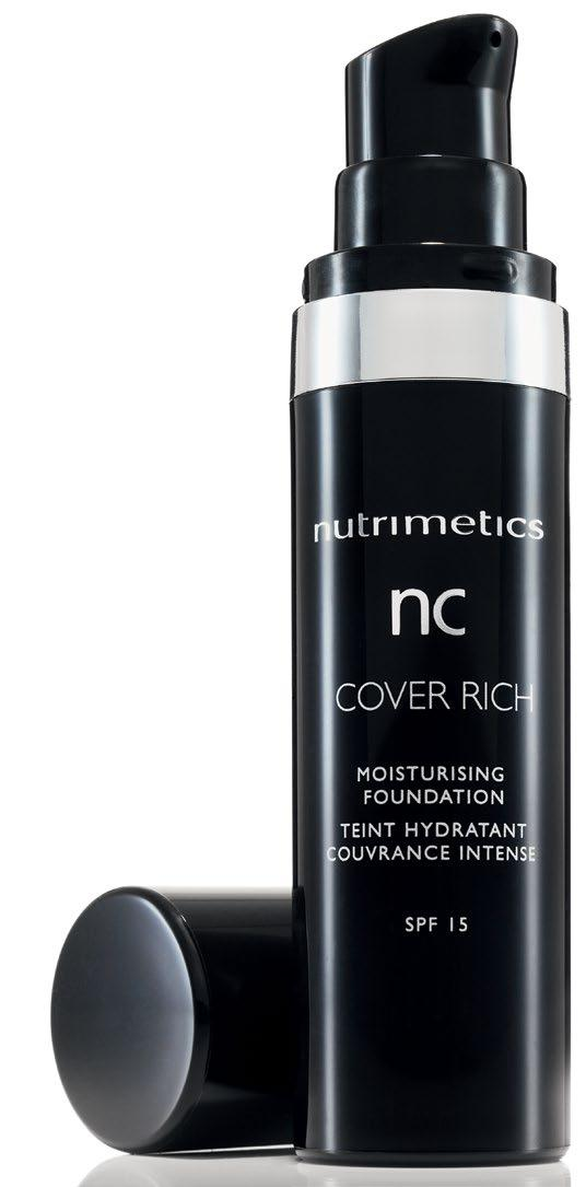 nc Cover Rich Moisturising Foundation SPF