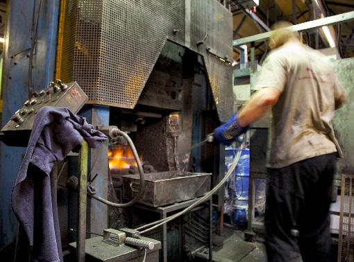 UK-made gear,hot-forged in Wales: DMM s factory is next door to their design and engineering departments DMM have been making climbing gear for 30 years Heat-treating metalwork The
