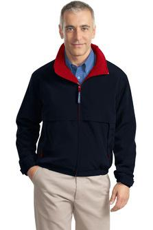 Legacy Jacket The Legacy is our professional pick for outdoor events. This traditional style is updated with features like an on/off hood design and contrast collar trim. Item #SO-125 XS-XL @ $49.