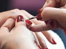 Gel Nail Polish 45 minutes 40 Gel Polish provides a super high gloss finish that will last for up to 2 weeks. Professional removal is recommended.