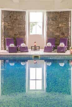 Relax and Pamper Days Spa Breaks Pamper at the Palace Relax Spa Lavender Treat One Night Break Two Night Break Monday - Thursday 45 per person Friday - Sunday 50 per person Take afternoon tea with a
