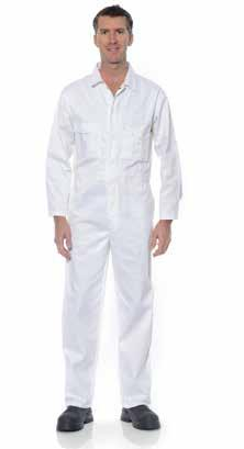 Maintenance Staff Unisex Coverall and Hat M446007SBC