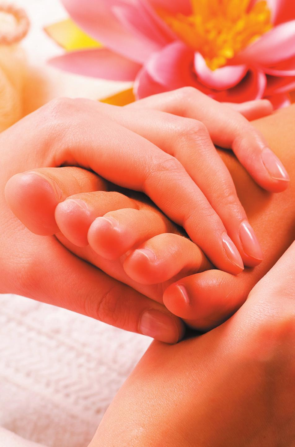 NAIL CARE TREATMENT Deluxe Manicure 60 minutes THB 700 PER PERSON The standard yet definitive manicure experience comprises of a reviving exfoliation, nail filling and shaping, cuticle trim,