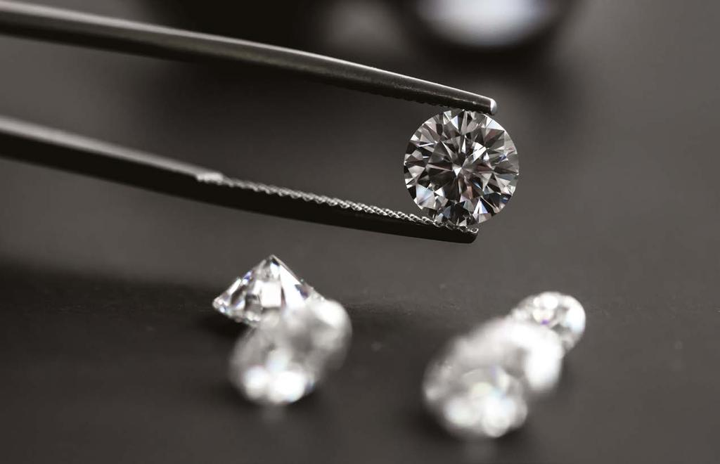 INSIGHT CHALLENGES AND IDENTITY: Synthetic vs natural diamonds The battle lines are drawn between synthetic and natural diamonds, with neither conceding much as new developments and regulations in