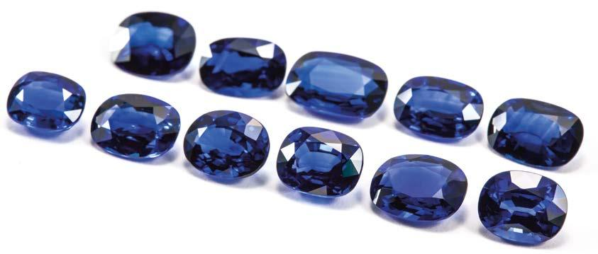 INTELLIGENCE Heated demand Milin Triple B Co Ltd is likewise seeing strong demand for its inventory of heated sapphires, according to co-owner Phatipan Eakthongchai.
