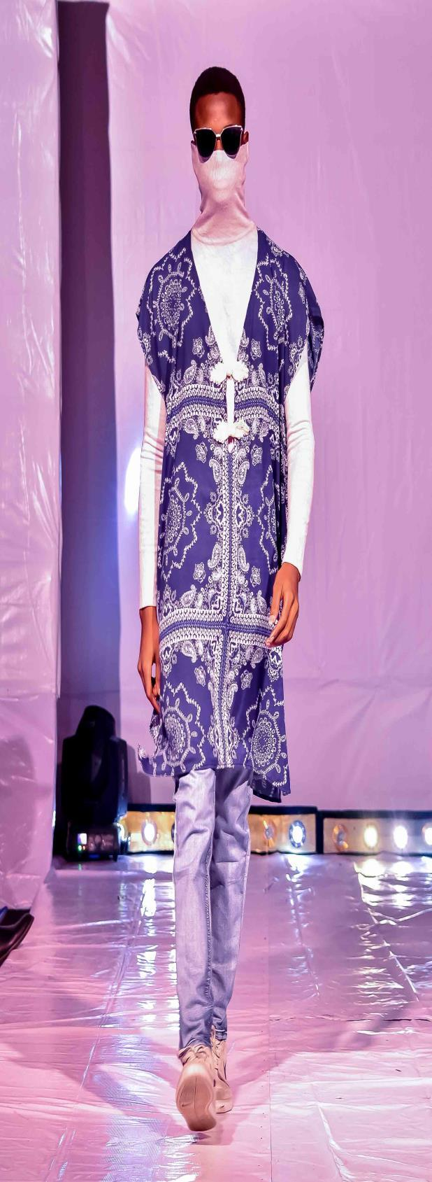 ABOUT THE LAGOS URBAN FASHION SHOW (LUFS) The Lagos Urban Fashion Show (LUFS) is one of the highest profile fashion events in Nigeria and is the first street wear themed fashion show in Africa.