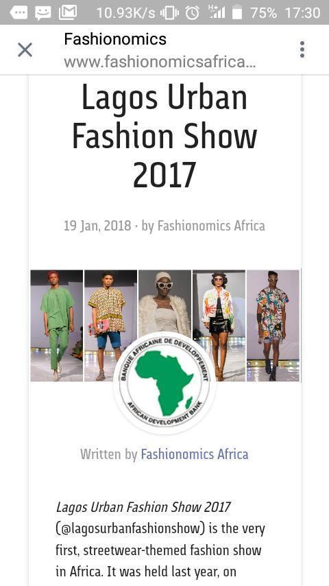 The LUFS has dedicated media partners that would be Promoting and publishing all press letters, news and designers showcasing at the show.