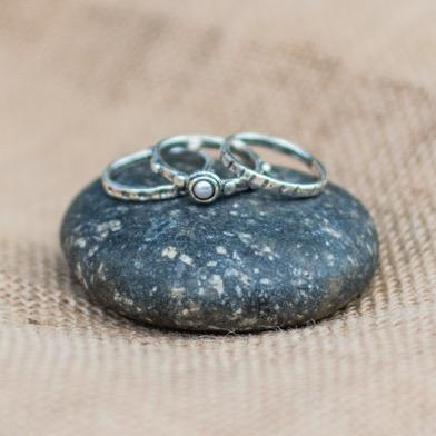 Ring, Freshwater Pearl R1001