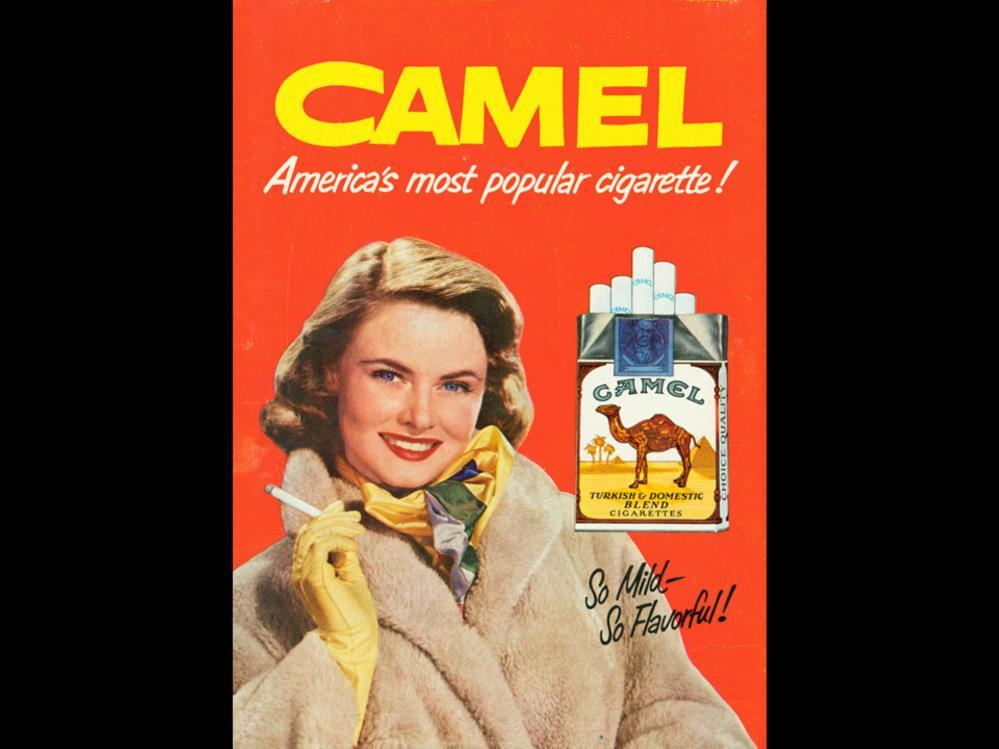 Date: Brand: Manufacturer: Campaign: Theme: Key Phrase: Camel R.J. Reynolds Tobacco Co. America s most popular cigarette!