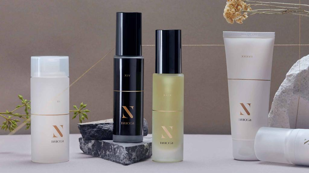 Products from the Nucca cosmetics line are available for purchase in the spa and on the e-shop www.nucca.