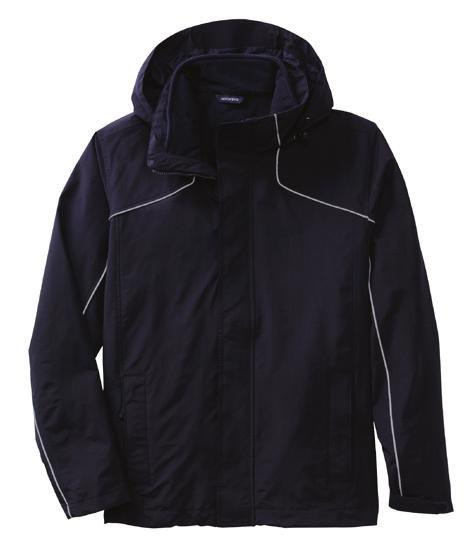 Men s - Jackets (if applicable) 3-in-1 for year round business wear.