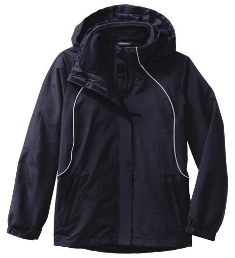 Women s - Jackets (if applicable) 3-in-1 for year round business wear.