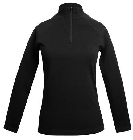 MERINO > > NATURAL BREATHABILITY > > MAINTAINS BODY WARMTH > > CREATES OWN MICRO-CLIMATE > > RENEWABLE SUSTAINABLE FIBRE > > RESISTS BODY ODOUR GL8300 MEN S MERINO PONTE ¼ ZIP > > 100% Merino Ponte