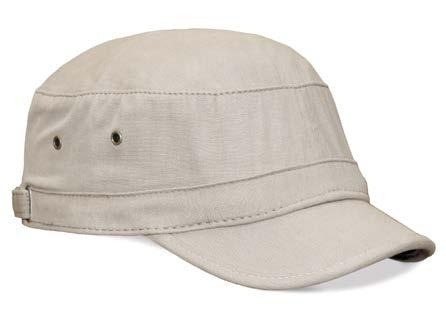 cotton canvas > > Stylish and perfect for all occasions > > Line 7 rondel on centre back LP7704 DRIVER S CAP