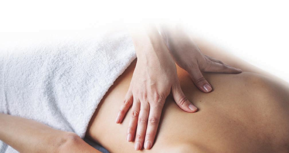 massage DEEP TISSUE MASSAGE A therapeutic massage targeting the tense muscles, aches and pains associated with an active lifestyle.