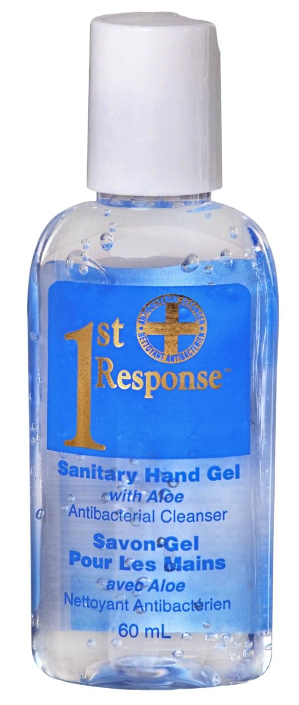 A cost effective way to practice good hand hygiene on the go.