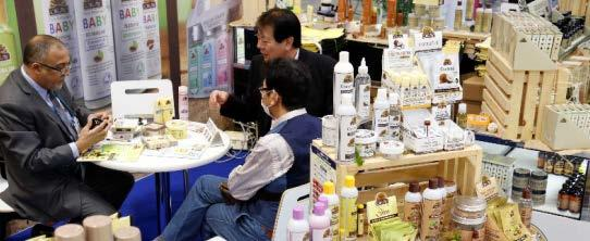 Exhibitors Testimonies Japan is an attractive new-entry destination not only for its market scale but also for the climate, in which it is becoming more receptive to novel