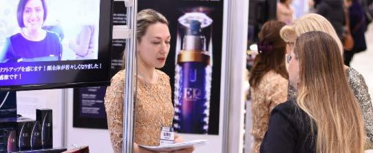 Upon interviews during the show, the Show Management received many satisfied comments from those international exhibitors as you can see in the followings: UNITED BRANDS