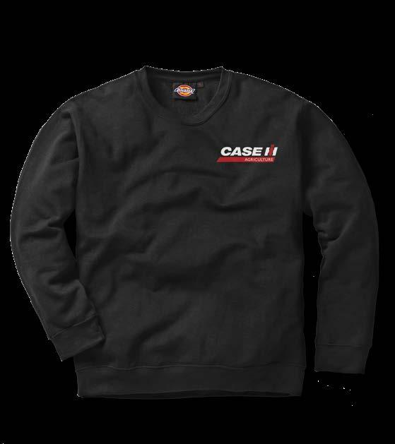 The Dickies, Case ih Fleece is a great, sturdy top
