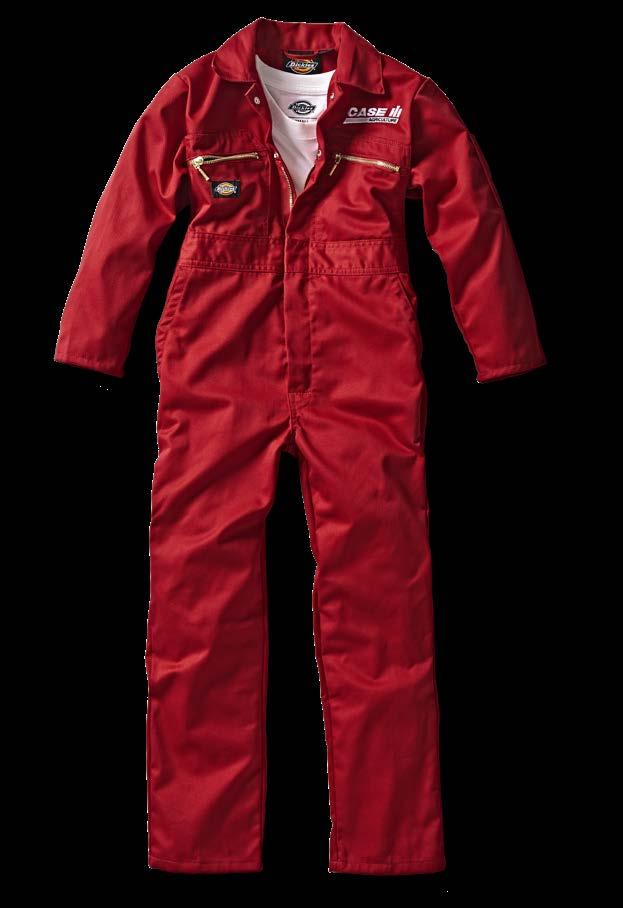 FOR OUR LITTLE CASE IH FANS Our most popular overall is just what your little ones need to get the job done.