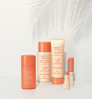 It is gentle enough for delicate skin and children 6 months or older. SPF 30.