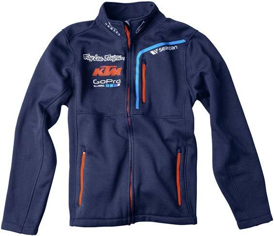 IT POLARFLEECE Navy 727 419 37* ( 2 ) S ( 3 ) M ( 4 ) L ( 5 ) XL (