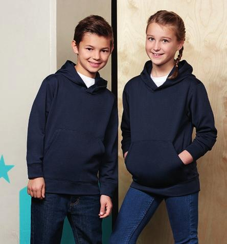 in hood - keeping kids safe SW239ML MENS MODERN FIT S M L XL 2XL 3XL 5XL GARMENT ½ CHEST (CM) 57 60 63 66 70 74 82 SW239KL KIDS