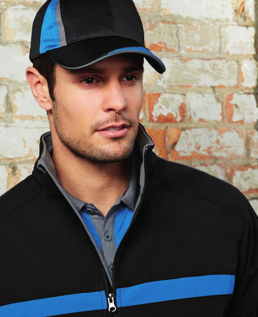 CHARGER SOFT FIT CAP C502 CAP FABRIC