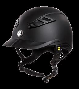 EQ3 Lynx Riding Helmet Smooth Top Equipped with MIPS Brain