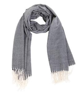 Scarf A warm scarf ideal for everyday use in cold weather yet fashionable enough to wear to a party Modern and elegant Made