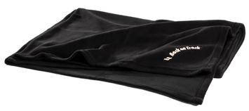 .. Can be used for dogs, cats or horses 50 x 68 cm Black 1011 Fleece Blanket Ideal for use as extra warmth to relieve joint and muscle pain at home or