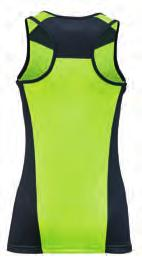 breathability Racerback styling. 1280 LADIES: S-2XL LIST PRICE 19.