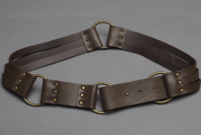 Aubrie belt SYNTHETIC LEATHER.