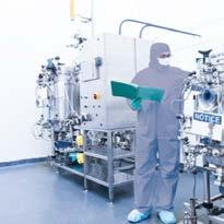 Our clean room and dust protection fabrics meet all requirements according to the