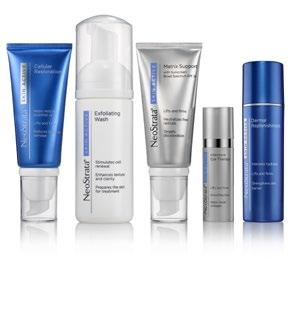 Skin Active is an advanced, comprehensive antiaging regimen that targets all visible