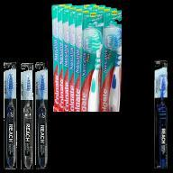 H B A - Toothbrushes Compact Head Soft Colgate Toothbrush Wave Zig Zag 72 1 ct
