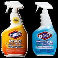 Cleansers - Triggers and Sprays Fresh Scent Clorox Clean-Up 9 32 oz 29.