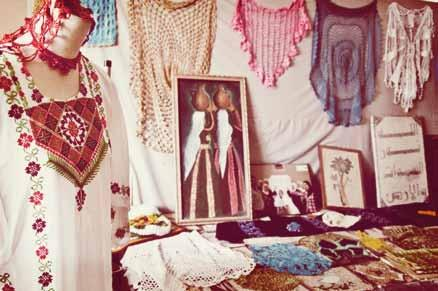 Palestyle: Fashion with a Social Edge High-end UAE-based fashion brand Palestyle is dedicated to helping women in Palestinian refugee camps. Cassidy Hazelbaker reports.