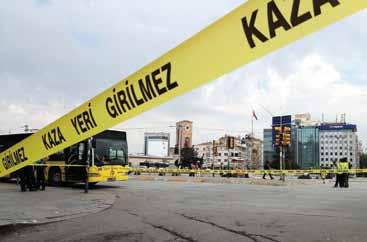 """ Cihan Baysal, of the Taksim Platform, an organization opposed to the demolition of Gezi Park, said, ""If it hadn't been at Gezi it would have been somewhere else."