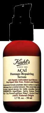 BRAZIL AÇAI THE BEAUTY BERRY The Kiehl s Acai Damage Repairing Serum Try Redken s new All Soft Argan-6 is an ultra-concentrated formula that has Oil enriched with Argan Oil, it has 140 penetrated and
