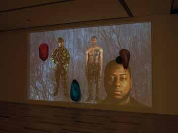 In Dialogue with Othello By Rebecca Anne Proctor At the recently inaugurated Louis Vuitton Cultural Space in Venice, the exhibition Where Should Othello Go?