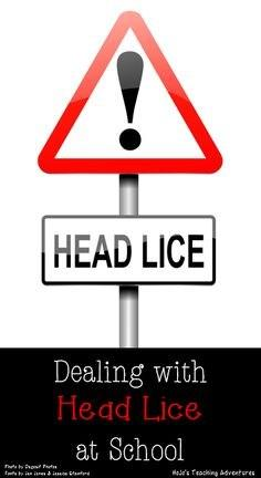 It's best to treat head lice quickly once they're found because they can spread easily from person to person. Signs of Head Lice - Although they're very small, lice can be seen by the naked eye.