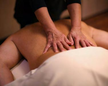 MASSAGE THERAPY CUSTOM MASSAGE $ 60 $ 75 $ 100 A personalized blend of massage techniques designed to promote wellness of the mind, body and spirit.