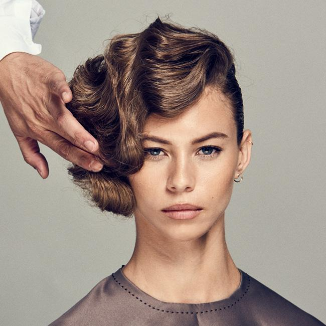 Using a comprehensive set of advanced techniques, stylists will create two red carpet-worthy looks, ideal for the client who wants to arrive looking