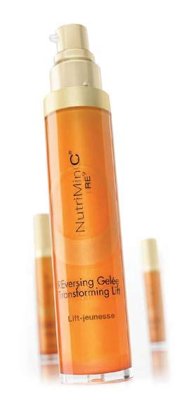 REversing Gelée Transforming Lift Blended with a stable form of vitamin C.