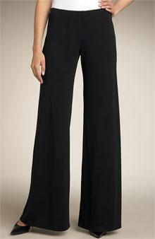 Palazzo Pants Loose-fitting, full
